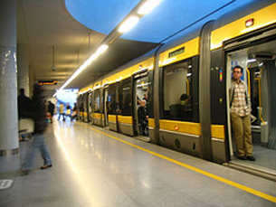 Próximo desafio passa por solucionar a passagem do Metro no Parque da Cidade Foto: JPN