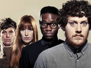 """Os britânicos Metronomy também vêm ao SBSR e trazem um novo álbum na bagagem: """"Love Letters"""" Foto: DR"""