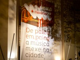 O Mexefest ruma ao Porto para mais duas noites de festa Foto: DR