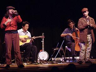 Os Magnetic Fields atuam na Casa da Música a 1 de maio Foto: DR