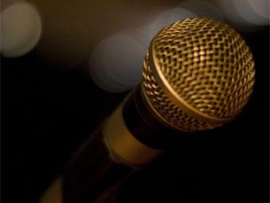 A gaguez pode ser uma grande limitação quando é para falar ao microfone Foto: Nini/Flickr