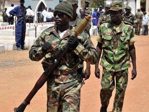 Membros de diversas organizações não governamentais foram ameaçados na Guiné