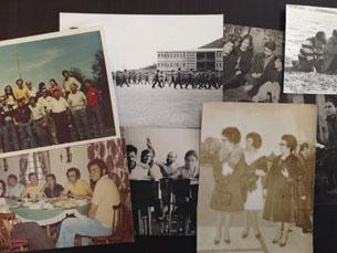 A ideia é obter uma ilustração do que era a vida diária antes, durante, e depois do 25 de abril Foto: DR