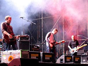 Mogwai actuam a 20 de Agosto no Festival Paredes de Coura Foto: Quique López