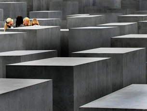 Monumento do Holocausto, em Berlim Foto: Flickr