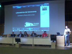A Ciência está em debate, até domingo, na Biblioteca Almeida Garrett Foto: JPN