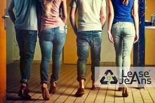 A Mud Jeans aluga calças a partir de 5 euros por mês Foto: DR
