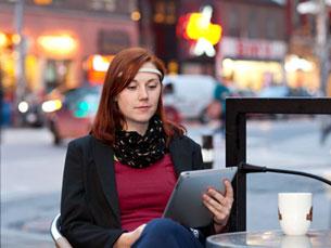 Com a ascensão das tecnologias, os cibercafés são cada vez mais usuais Foto: Interaxon