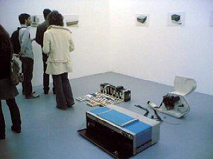 O Museu do Abate pretende valorizar objectos tecnológicos já ultrapassados. Foto: Joana Teixeira