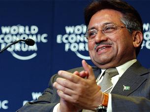 Partido de Musharraf já admitiu a derrota Foto: WEF