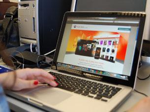Novo serviço da Google não é concorrente do iTunes Foto: Sandra Gomes
