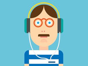 O projeto permite criar e organizar uma playlist com todas as músicas que os nossos amigos ouvem Foto: DR