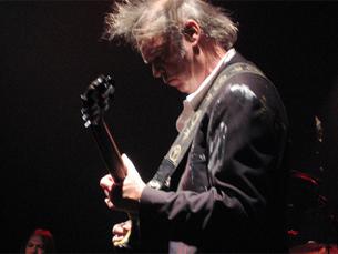 Neil Young é, a par de Bob Dylan e Rage Against the Machine, um dos cabeças de cartaz do Alive Foto: Oriol Lladó