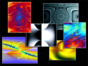 Imagens criadas pelo NEvAR Foto: DR
