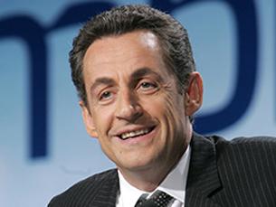 Sarko foi ministro do Interior, cargo que abriu caminho à candidatura presidencial Foto: DR