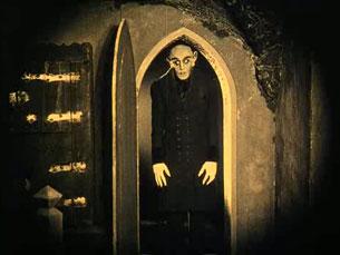 """O facto do filme """"Nosferatu"""" estar restaurado levou muitas pessoas ao Rivoli Foto: DR"""