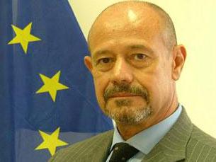 O acordo de financiamento foi assinado por Franco Nulli Foto: DR