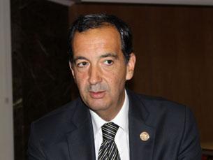 Nuno Cardoso diz ver no novo presidente da Câmara do Porto, Rui Moreira, um mandatário de Rui Rio Foto: Cátia Mesquita