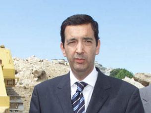 Nuno Cardoso foi presidente da Câmara do Porto entre 1999 e 2002 Foto: DR