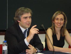 Nuno Melo falou sobre a relação dos políticos com os media Foto: Ana Mendes
