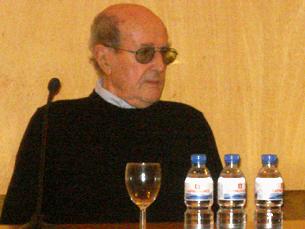 Manoel de Oliveira foi o convidado especial do CinemArchitecture Foto: Duarte Monteiro