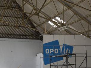 O OPO'Lab fica no n.º 153 da rua do Bolhão Foto: Ana Maria Henriques