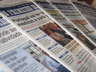 Para combater a crise financeira, a Deloitte recomenda uma aposta nos jornais impressos Tiago Dias / JPN