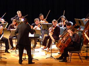 Os candidatos terão que tocar um excerto de três a cinco minutos de um andamento de concerto ou obra a solo Foto: DR