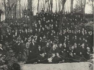 O OUP surgiu em 1912, na altura das comemorações do primeiro aniversário da UP Foto: OUP