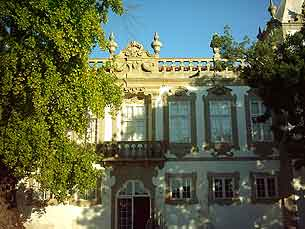 Visitantes elogiam Palácio do Freixo Foto: Filipa Cardoso