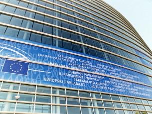 A 25 de maio, a União Europeia vai a votos para decidir a composição do seu parlamento Foto: Christopher Cotrell/Flickr