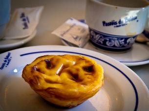 O pastel de Belém é a décima melhor especialidade de rua, diz a Lonely Planet Foto: Flickr/wippetywu