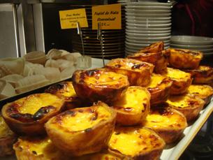 Proprietários querem introduzir no mercado espanhol o conceito do café português com um pastel de nata Foto: Nuno de Noronha