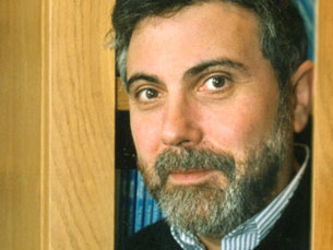 Paul Krugman Foto: Denise Applewhite/Universidade de Princeton