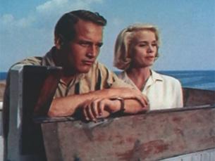 """Paul Newman, em """"Exodus"""", de 1960 Foto: DR"""
