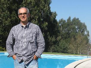 """Paulo Célio Alves vê a Península Ibérica como um dos """"grandes hot spots de biodiversidade"""" Foto: Ana Maria Henriques"""
