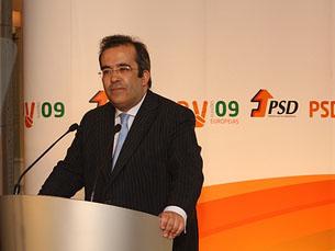 """Rangel propõe que o Portugal seja """"um eixo de ligação entre a Europa e o resto do Mundo"""" Foto: Arquivo JPN"""