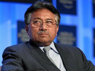 Musharraf retira