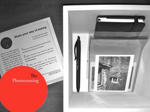 """O """"The Photocrossing"""" já tem caixinhas de fotografias espalhadas por três cantos da cidade"""