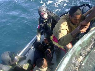 O número de ataques piratas não pára de crescer nas águas da África Oriental. Foto: El Enigma /