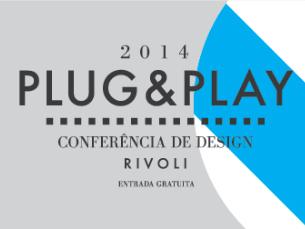 Plug&Play é um ciclo de conferências sobre Design de Comunicação que vai decorrer entre 9 e 10 de Abril Foto: DR
