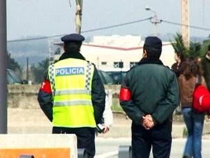 Documento do MAI propõe que a polícia passe a ter um sistema de leitura de matrículas Foto: Ricardo Fortunato / Arquivo JPN