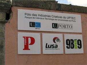 A UPTEC é um projecto de apoio e estimulação de criação de novas empresas Patrícia Lima