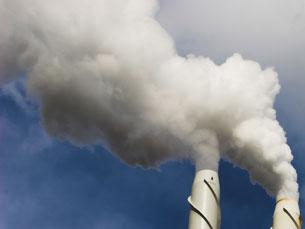 Ozono e partículas em suspensão são os principais poluentes em Portugal Foto: SXC