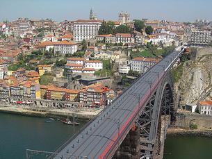 """Intervenção no tabuleiro superior da ponte vai decorrer """"pelo menos"""" até Outubro Foto: Flickr"""