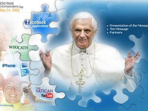A Igreja Católica começa a apostar nas ferramentas da Internet Foto: DR