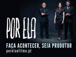 Através do crowdfunding, todos podem contribuir para o novo filme de Nuno Markl Foto: Por Ela / DR