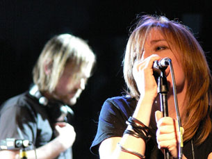 Portishead actuam hoje à noite para o público do Porto Foto: David Hayward / Flickr