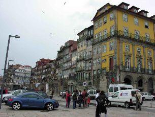 Estudo do INE revela que o Porto está entre as zonas menos desenvolvidas de Portugal Foto: Arquivo JPN