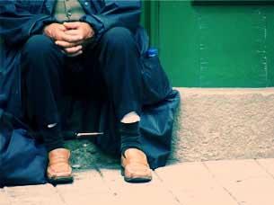 Em Portugal existem cerca de 1,8 milhões de pobres Foto: Ricardo Fortunato/Arquivo JPN